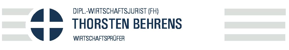 www.wp-behrens.de | Wirtschaftsprüfer Thorsten Behrens aus Rotenburg(Wümme)